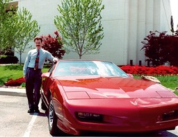 Barry & 1991 Firebird